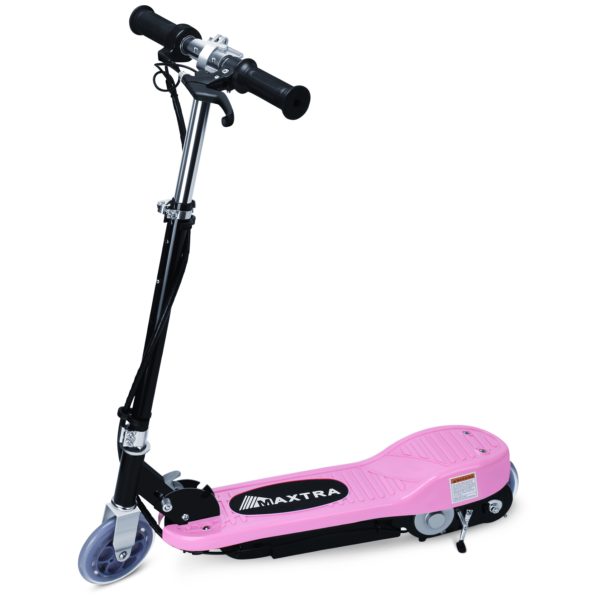 Maxtra ASTM Approved E120 160lbs Max Weight Capacity Electric Scooter Motorized Bike... by
