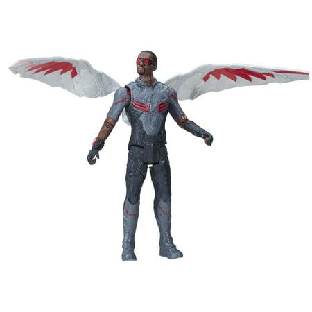AVENGERS 6IN INFINITY WAR MARVELS - Avengers 2 Falcon