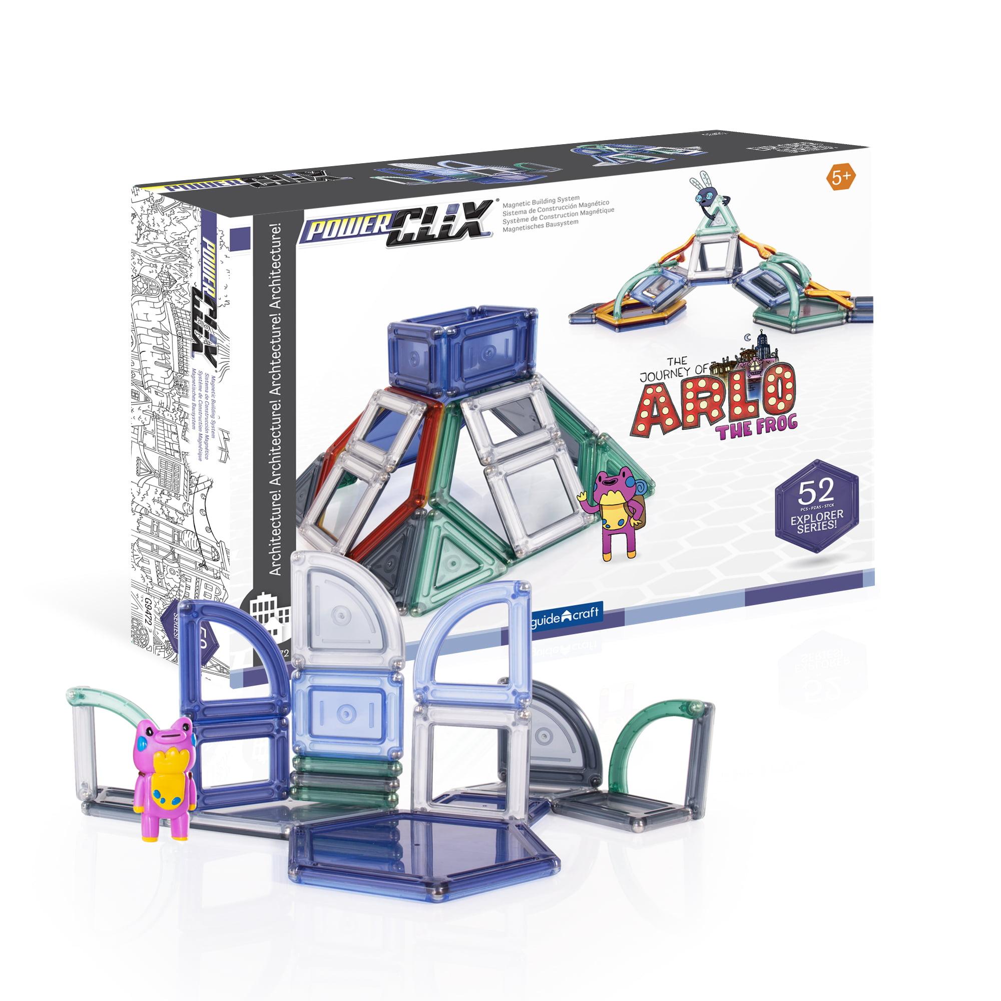 PowerClix®Explorer Series - Architecture Set