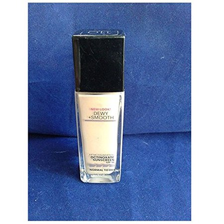Maybelline Fit Me Dewy + Smooth Foundation, Porcelain, 1 fl.