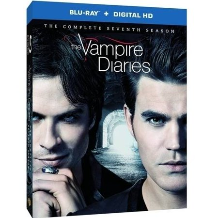 The Vampire Diaries  The Complete Seventh Season  Blu Ray   Digital Hd With Ultraviolet