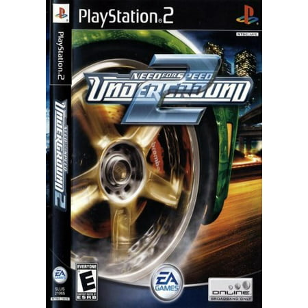 Upc 014633148435 Need For Speed Underground 2 Playstation 2
