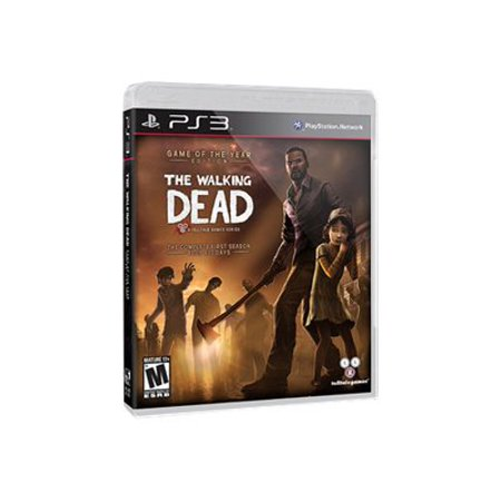 The Walking Dead Game of the Year - PlayStation 3 - Dead Man's Brain Halloween Game