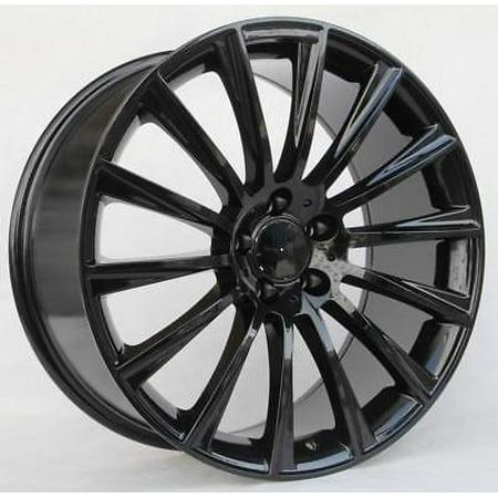 19'' wheels for Mercedes E300 E350 E400 E550 COUPE (Staggered