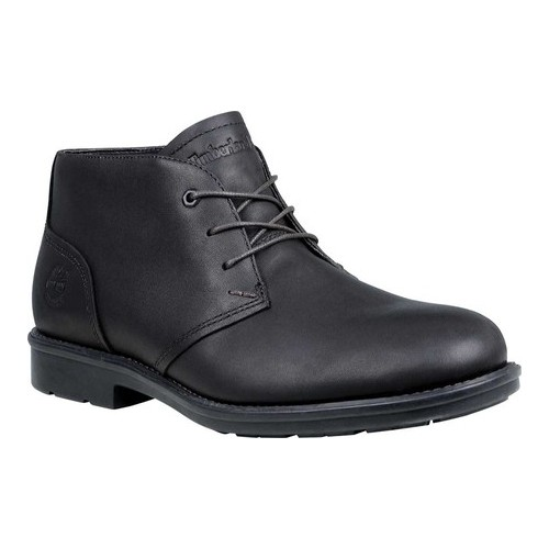 Men's Timberland Carter Notch Plain Toe Waterproof Chukka Boot by Timberland