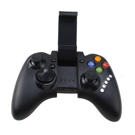 AGPtek Wireless Bluetooth Game Controller Joystick for iPhone/iPad/Android/Tablet 6-8 meter range sustainable for 20 hrs