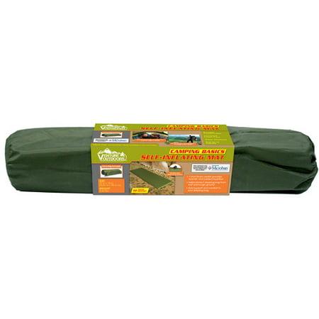 Venture outdoors inflating mat walmartcom for Venture outdoors campsite flooring