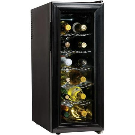 12 Bottle Wine Cellar Walmart Com