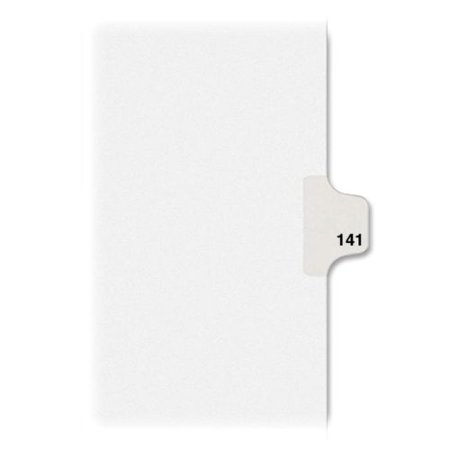 Avery Individual Legal Tab Dividers (Avery Individual Side Tab Legal Exhibit Dividers 82357 )