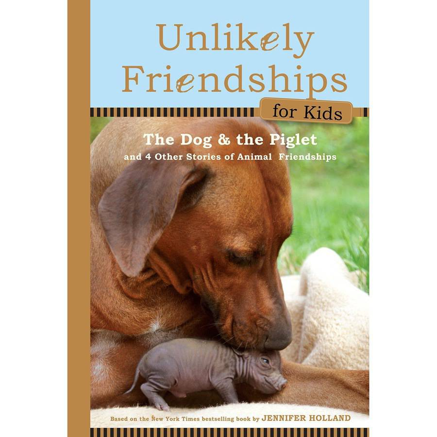Workman Publishing-Unlikely Friendships For Kids, Pk 1, Storey Publishing