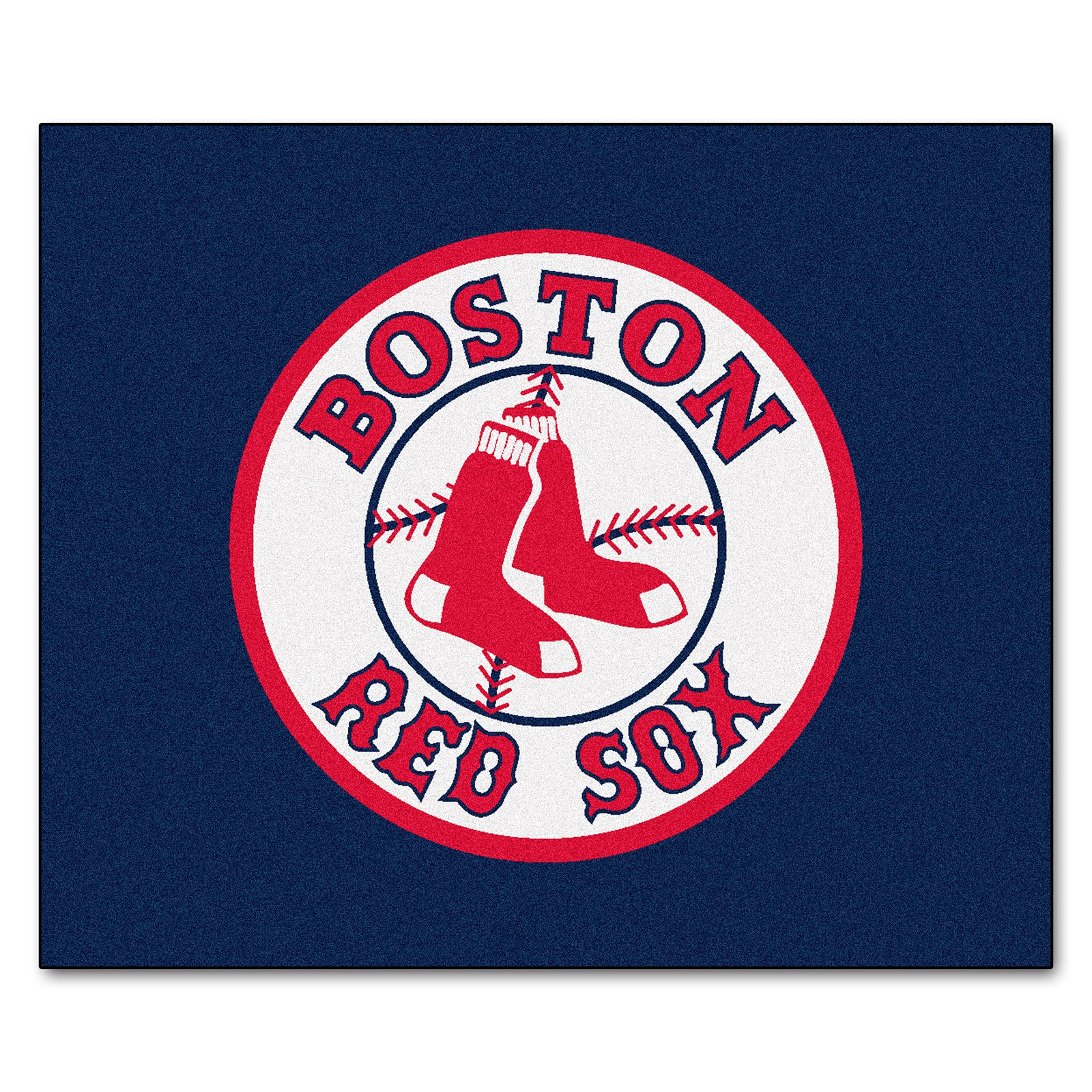 Boston Red Sox Tailgater Rug