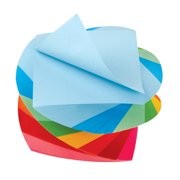 "Office Depot® Brand Neon Twirl Memo Cube, 3"" x 3"", 1,200 Pages (600 Sheets), Assorted Colors"