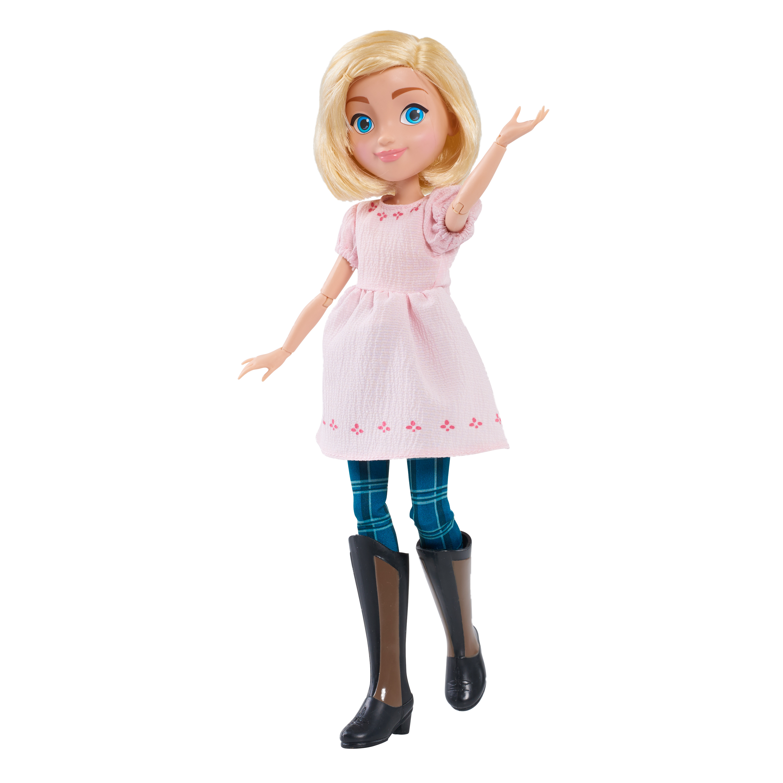 "Spirit Riding Free 11.5"" Deluxe Fashion Doll - Abigail"