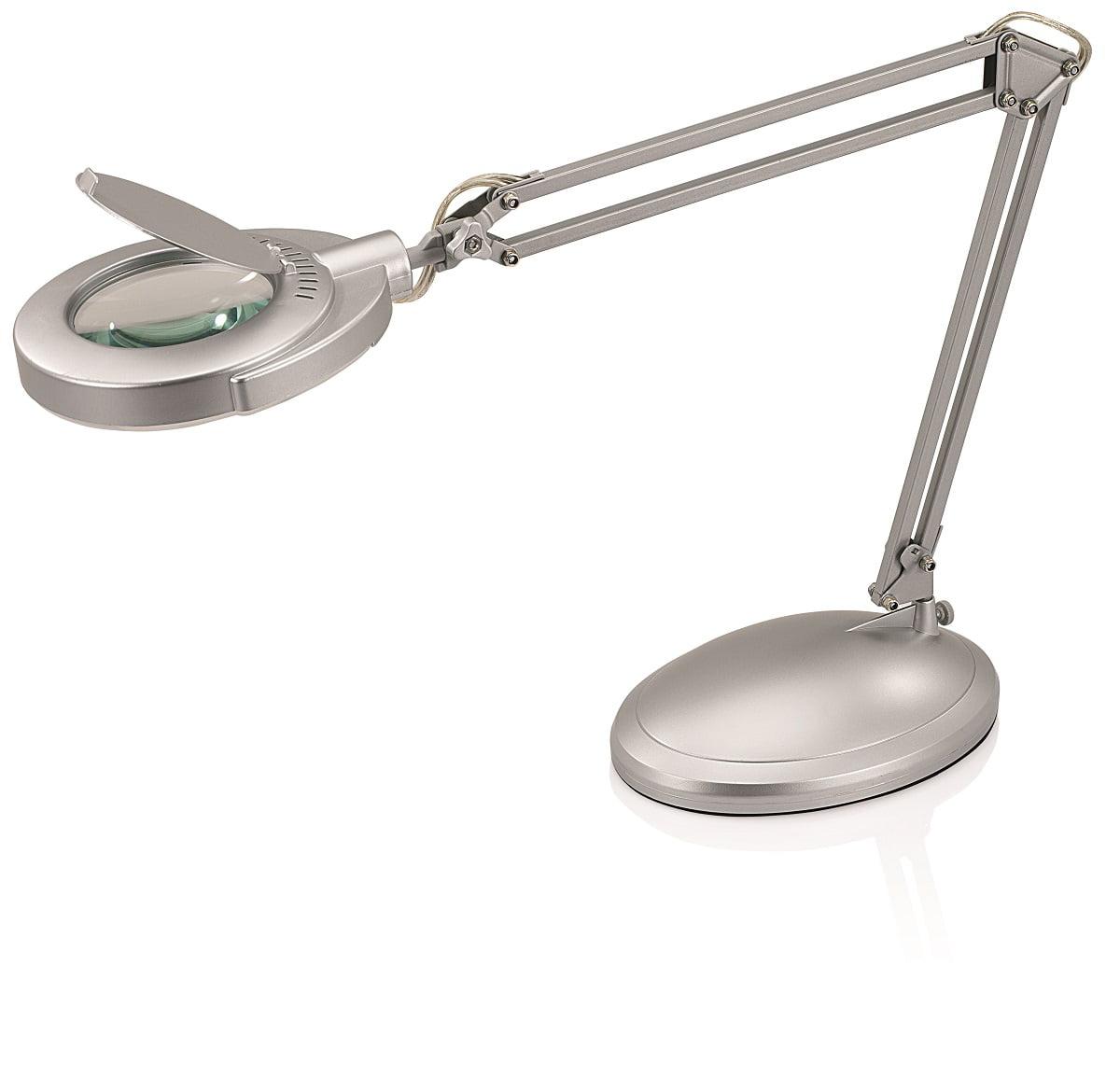 V-LIGHT LED Energy-efficient Magnifier Task Lamp with 3 ...