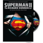 Superman 2: The Richard Donner Cut by WARNER HOME ENTERTAINMENT