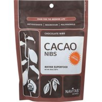 Navitas Naturals Organic Raw Cacao Nibs, 8-Oz Pouches
