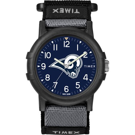 Timex - NFL Tribute Collection Recruite Youth Watch, Los Angeles Rams