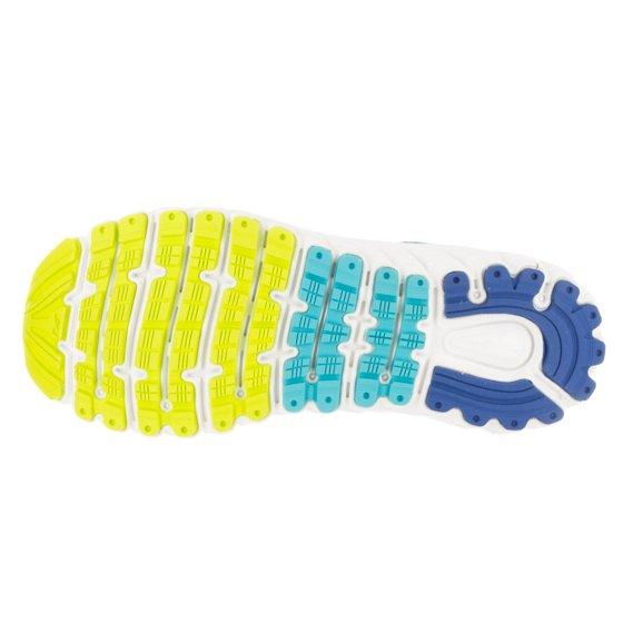 487d8bd39456 Brooks - Brooks Glycerin 14 Silver Blue Atoll-Lime Punch 120217 1B 151  Women s Size 5.5 - Walmart.com