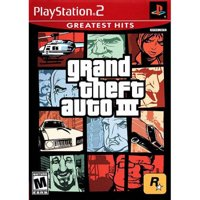 Grand Theft Auto III (PS2) - Pre-Owned