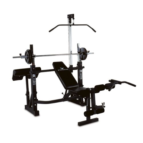 Phoenix 99226 Olympic Bench, in home training,exercise program for beginners