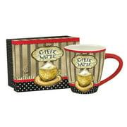 Lang 17 oz. Coffee Time Caf  Mug