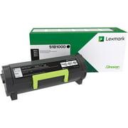 Lexmark Toner Cartridge, 1 Each (Quantity)
