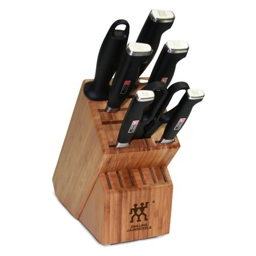 ZWILLING J.A. Henckels TWIN Four Star II 8-pc Knife Block Set