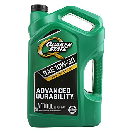 Quaker state sae 10w 30 advanced durability motor oil 5 for Quaker state advanced durability motor oil review