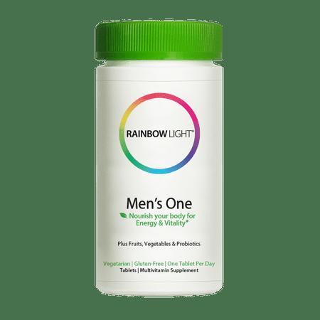 Rainbow Light Nutritional Supplements (Rainbow Light Men's One Multivitamin 150 Tab )