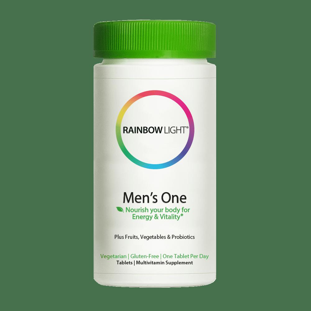 Rainbow Light Men's One Multivitamin 150 Tab