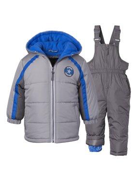 iXtreme Coat and Snow Pants, 2-Piece Snowsuit Set (Little Boys)