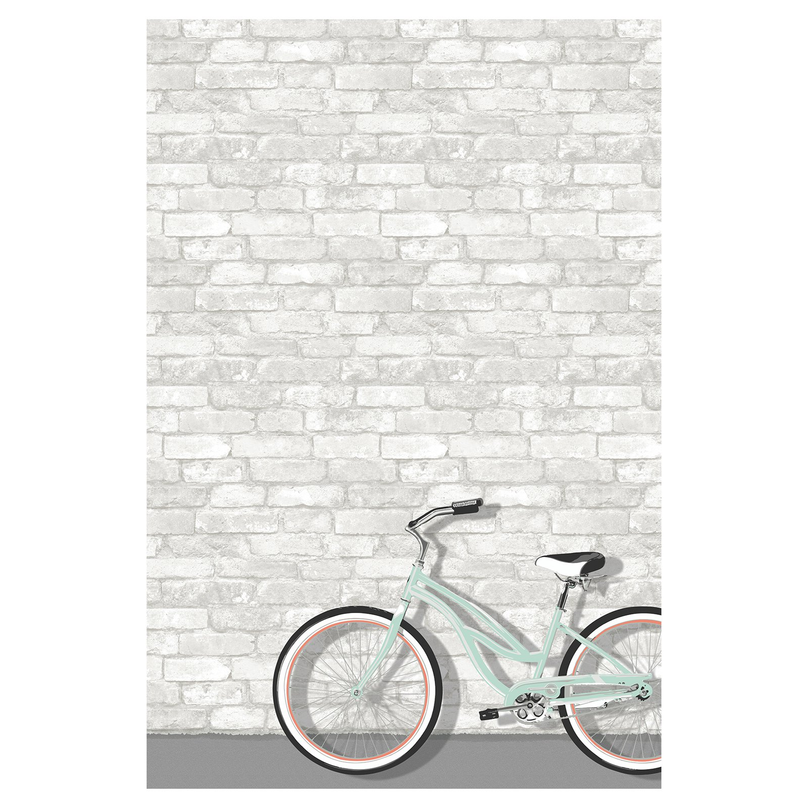 WallPops Enjoy The Ride Giant Dry Erase Decal