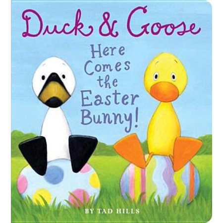 Duck & Goose, Here Comes the Easter Bunny! - eBook
