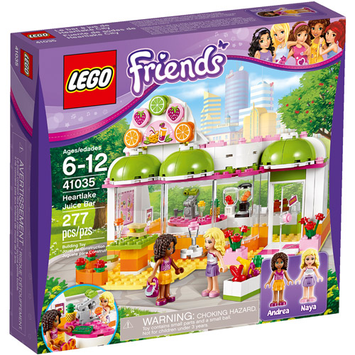 LEGO Friends Heartlake Juice Bar Play Set