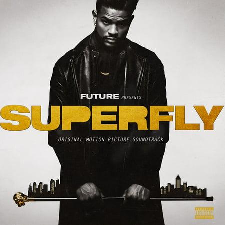 Superfly Soundtrack (CD) (explicit)