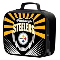 Pittsburgh Steelers The Northwest Company Lightning Lunch Kit - No Size