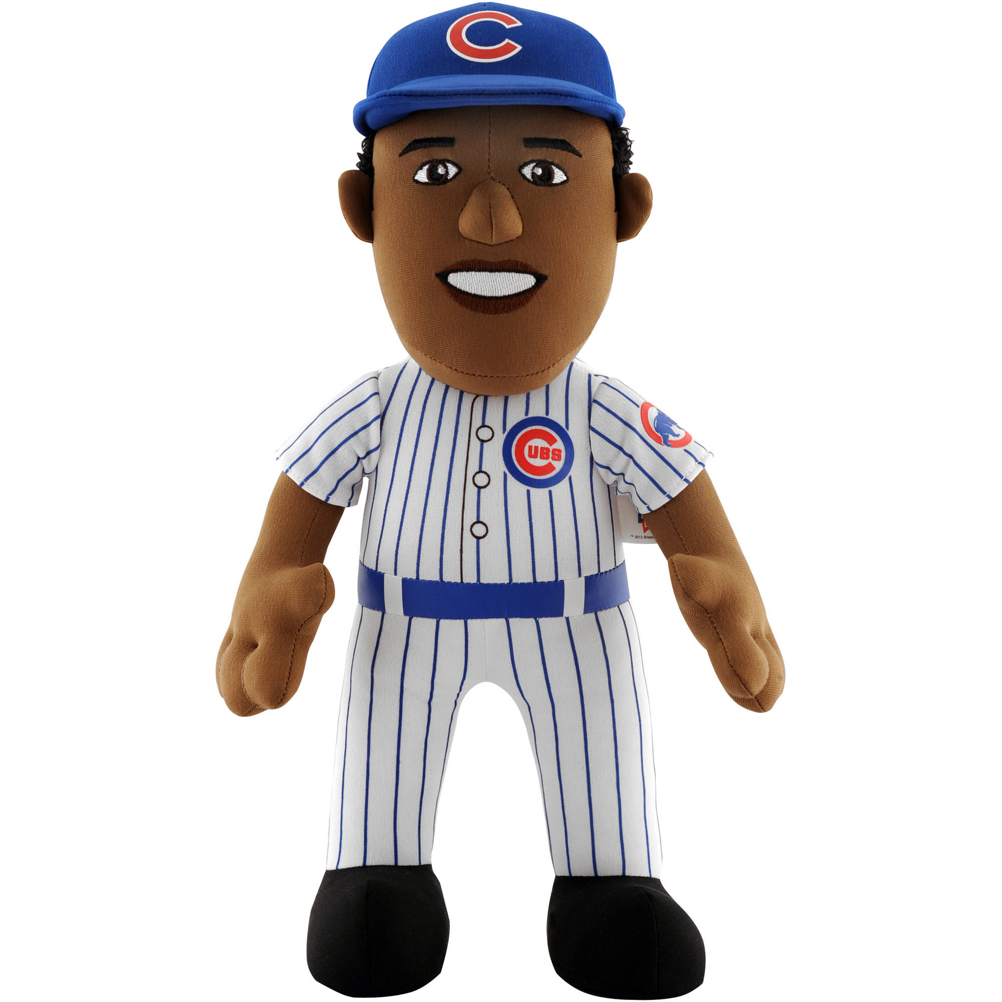 "Bleacher Creatures MLB 14"" Plush Doll, Starlin Castro, Chicago Cubs"