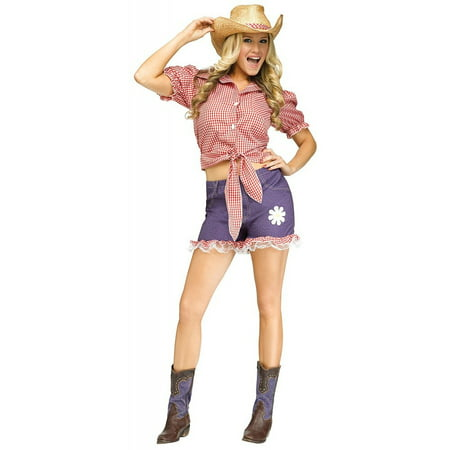 The Dukes of Hazzard Daisy Duke Adult Costume