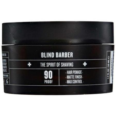 Blind Barber 90 Proof Pomade 1 7 Oz Walmart Com