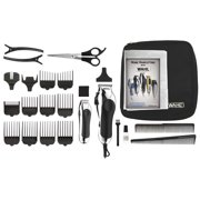 Wahl Deluxe Chrome Pro Home Haircutting Kit 7585a290a20