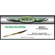 MACK PINSTRIPE/PINSTRIPING BRUSH Grumbacher/Mach-One 00