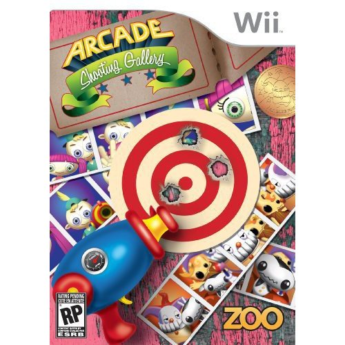 Zoo Games: Wii - Arcade Shooting Gallery