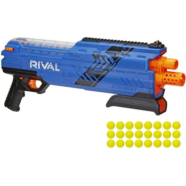 Nerf Rival Atlas XVI-1200 Blaster (Blue) - Walmart.com - Walmart.com