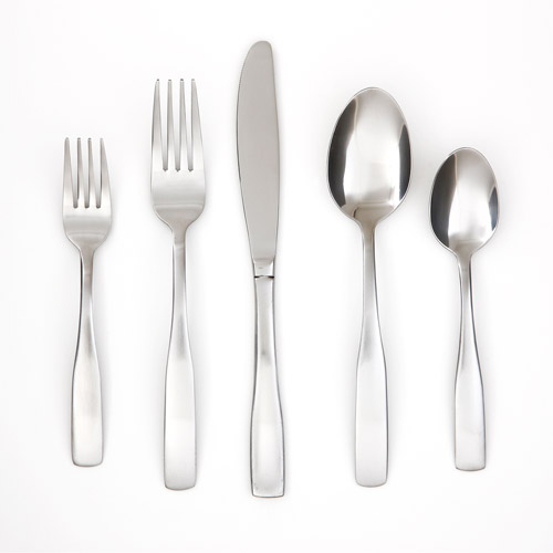 Cambridge Silversmiths 20-piece Flatware Set, Madison Satin by Cambridge Silversmiths LTD Inc
