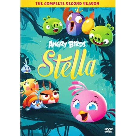 Angry Birds Seasons Halloween Games (Angry Birds Stella: The Complete Second Season)