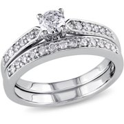 Shop for Wedding Ring Sets in Wedding & Engagement Rings. Buy products such as Imperial 1/2 Carat T.W. Diamond Classic 14kt Yellow Gold Engagement Ring Set at W