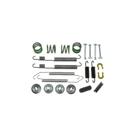 Drum Brake Hardware Kit 17319 for 90-93 Geo Storm (Geo Storm Body Kit)