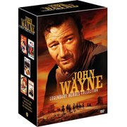 John Wayne Legendary Heroes Collection (Blood Alley   McQ   The Sea Chase   Tall in the Saddle   The Train Robbers) by TIME WARNER