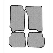 Averys Floor Mats 1057-710 Custom-Fit Nylon Carpeted Floor Mats For 1993-1995 Subaru Impreza, Tan, 4 Piece Set