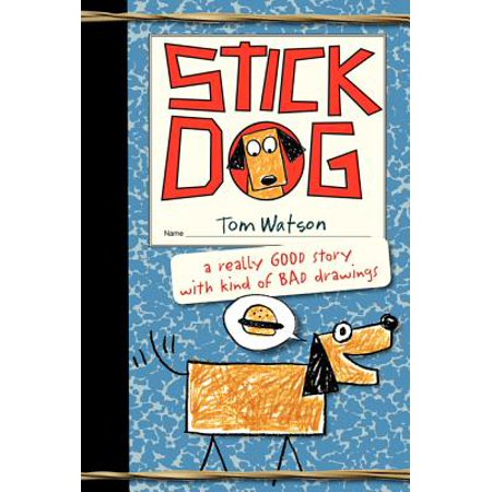 Stick Dog (Hardcover)